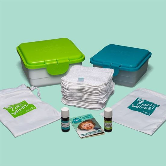Image sur Cheeky Wipes maxi kit
