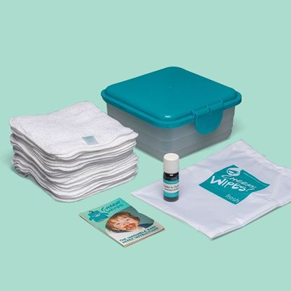 Image de Cheeky Wipes mini kit